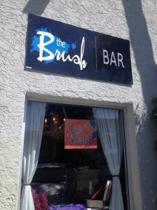 Brush bar in Scottsdale.