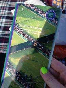 wimbledon queue guide