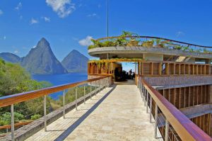 St Lucia hotel