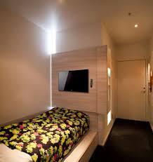 smart hotel oslo bedroom