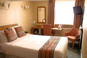 mill hotel chester inside room