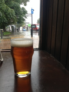 local pub half pint