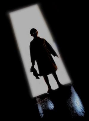 scary guy halloween
