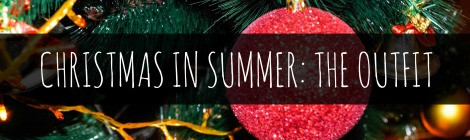 christmas in summer
