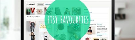 etsy header blog