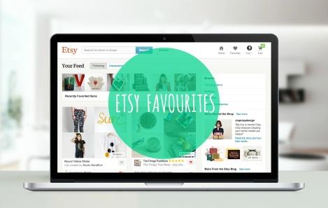 etsy favourites