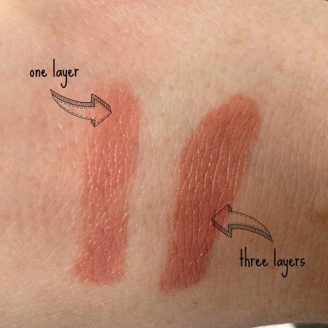 notting hill nude swatch
