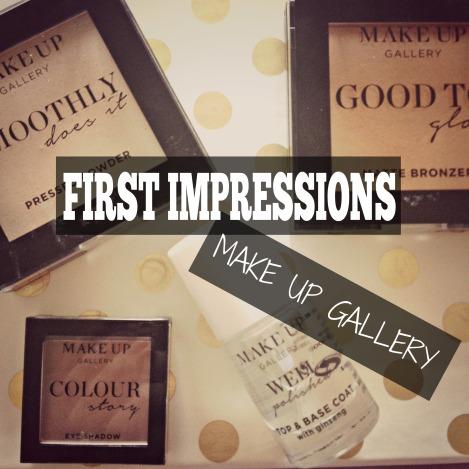 make up gallery header