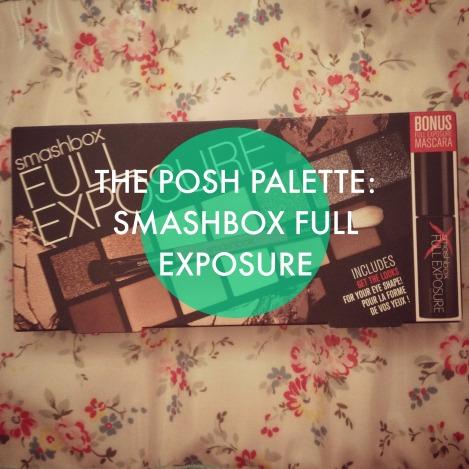 smashbox full exposure palette